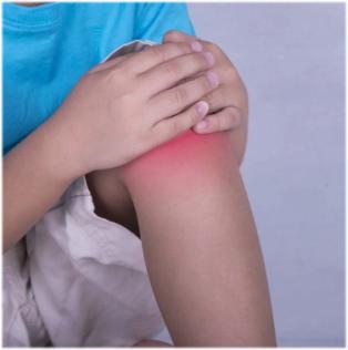 Боль в ногах у детей