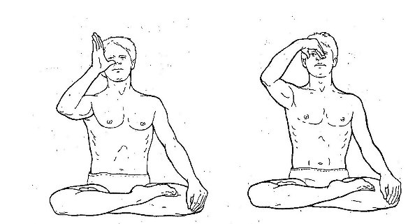 картинки дыхательные упражнения шиацу для сравнения