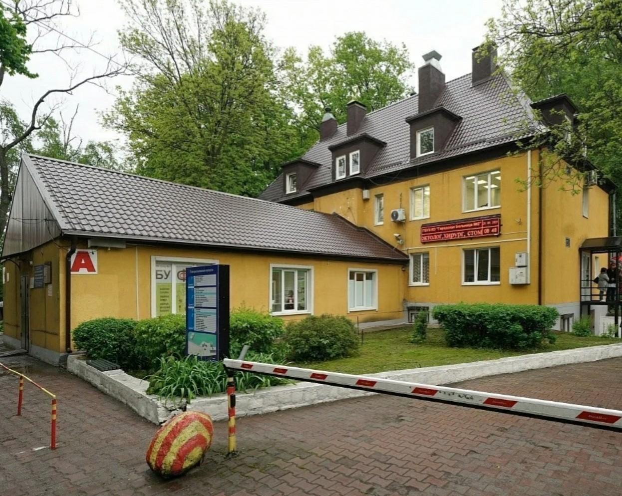 Завершен капитальный ремонт кровли и второго этажа стационара второй горбольницы на улице Дзержинского